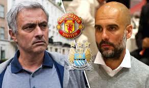 Jose Mourinho Versus Pep Guardiola