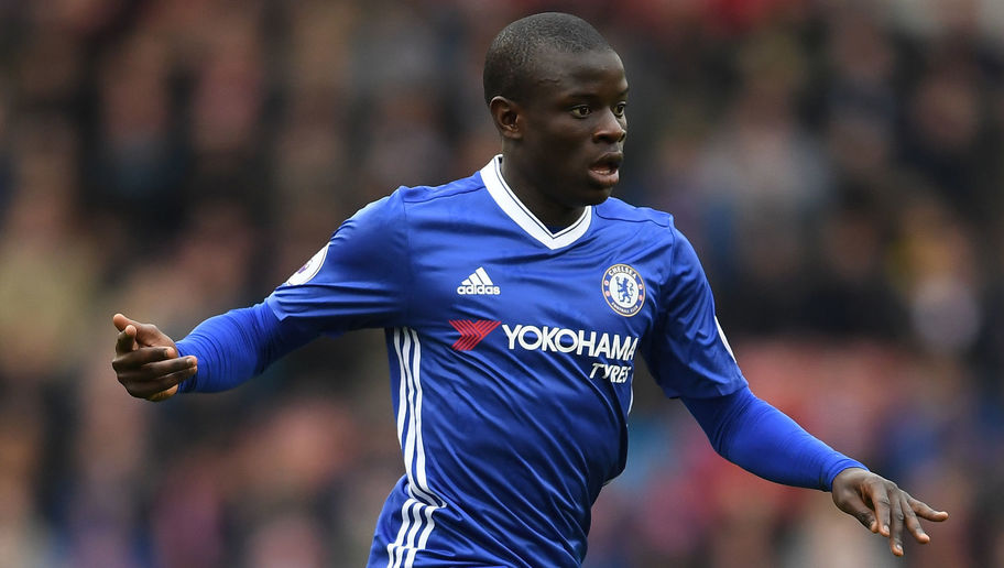 N'Golo Kante – one tree that makes a forest!