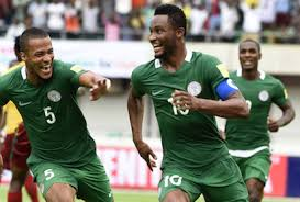 Super Eagles – the burden and the hope of the Black race.