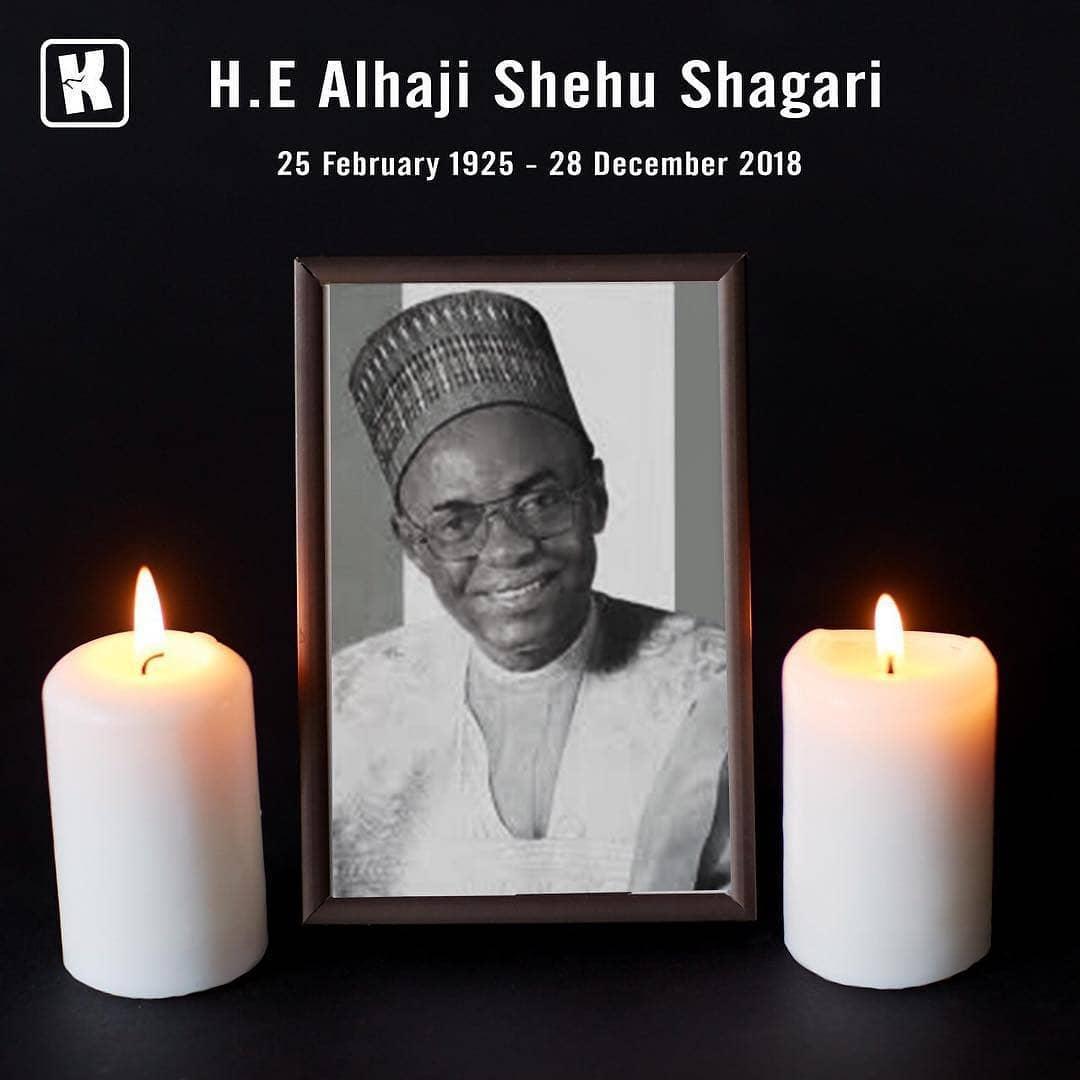 A Tribute to President Shehu Shagari