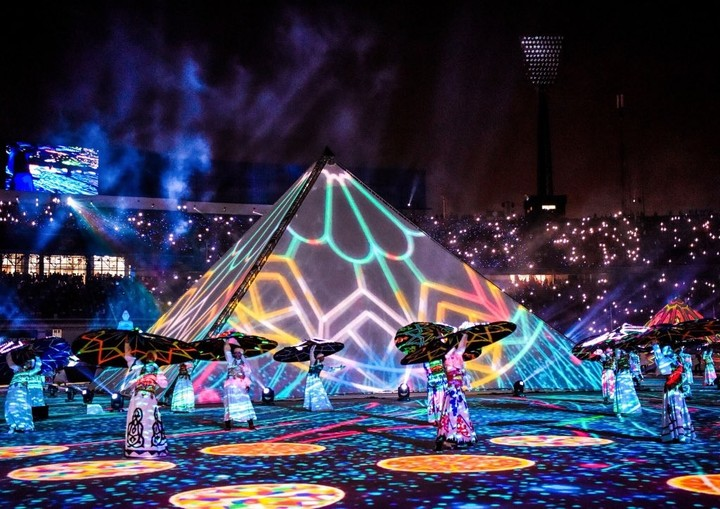 Afcon 2019 Opening Ceremony