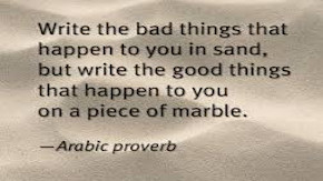 Words on Marble
